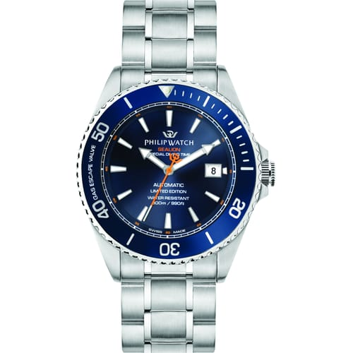 PHILIP WATCH SEALION WATCH - R8223209001