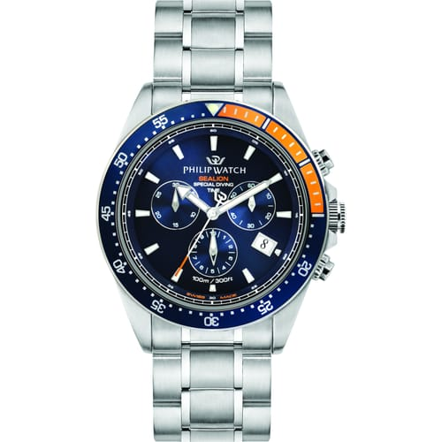 OROLOGIO PHILIP WATCH SEALION - R8273609001