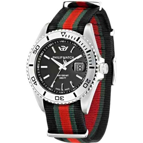MONTRE PHILIP WATCH CARIBE - R8251107002