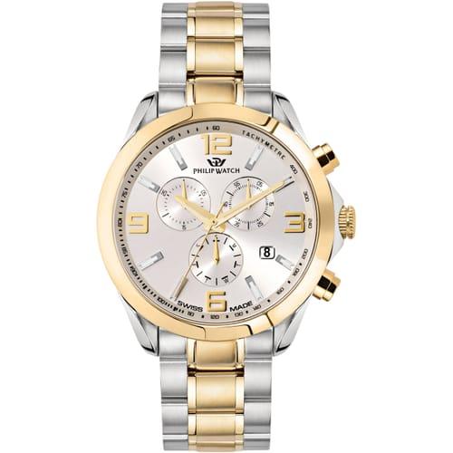 orologio dorato uomo