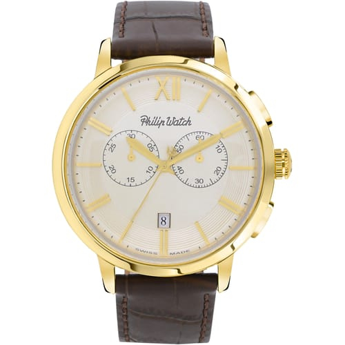 PHILIP WATCH GRAND ARCHIVE 1940 WATCH - R8271698006