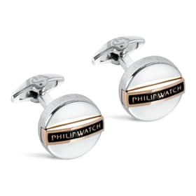PHILIP WATCH PHILIP WATCH J CUFFLINKS - S82AHH06